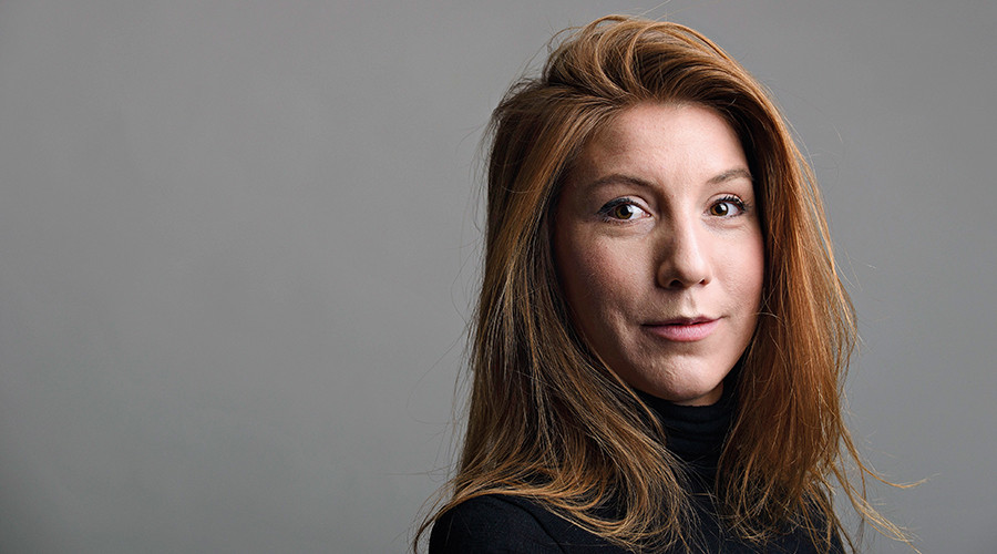 Kim Wall © Tom WALL / TT News Agency / AFP