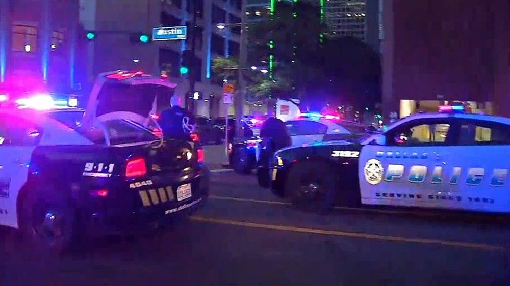Dallas Police 'Ambush': 12 Officers Shot, 5 Killed During Protest - NBC News