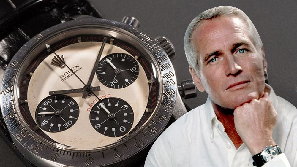 Paul Newman's Iconic Rolex Sells for $17 8 Million — 7UMMIT