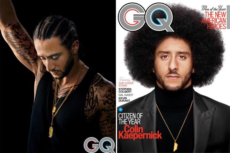 Too happens:) colin kaepernick gq cover opinion you