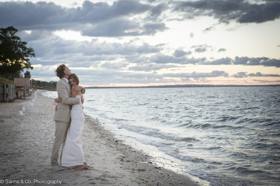 AJ + Chris: Sag Harbor, New York