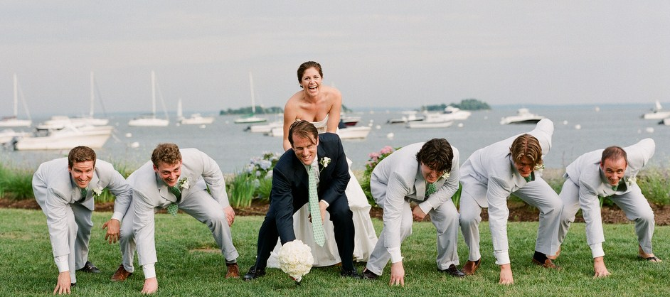 Wedding in Greenwich, CT @ Belle Haven Club