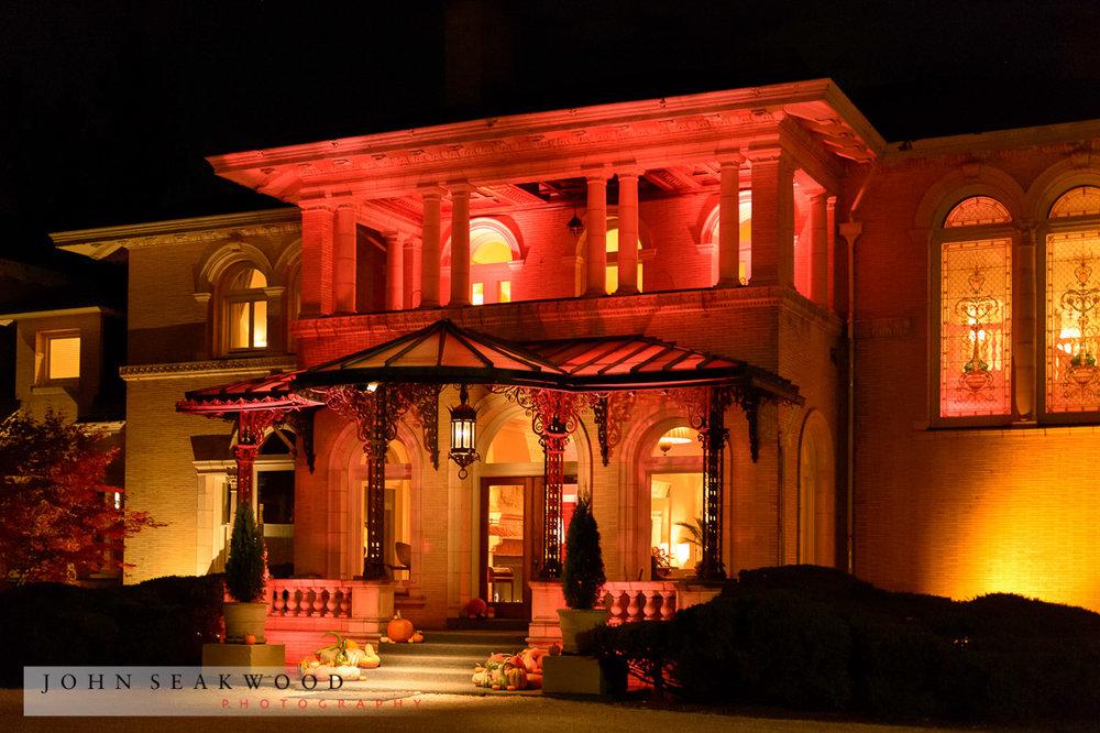 John Seakwood Photography. Wheatleigh, wedding venue in the Berkshires