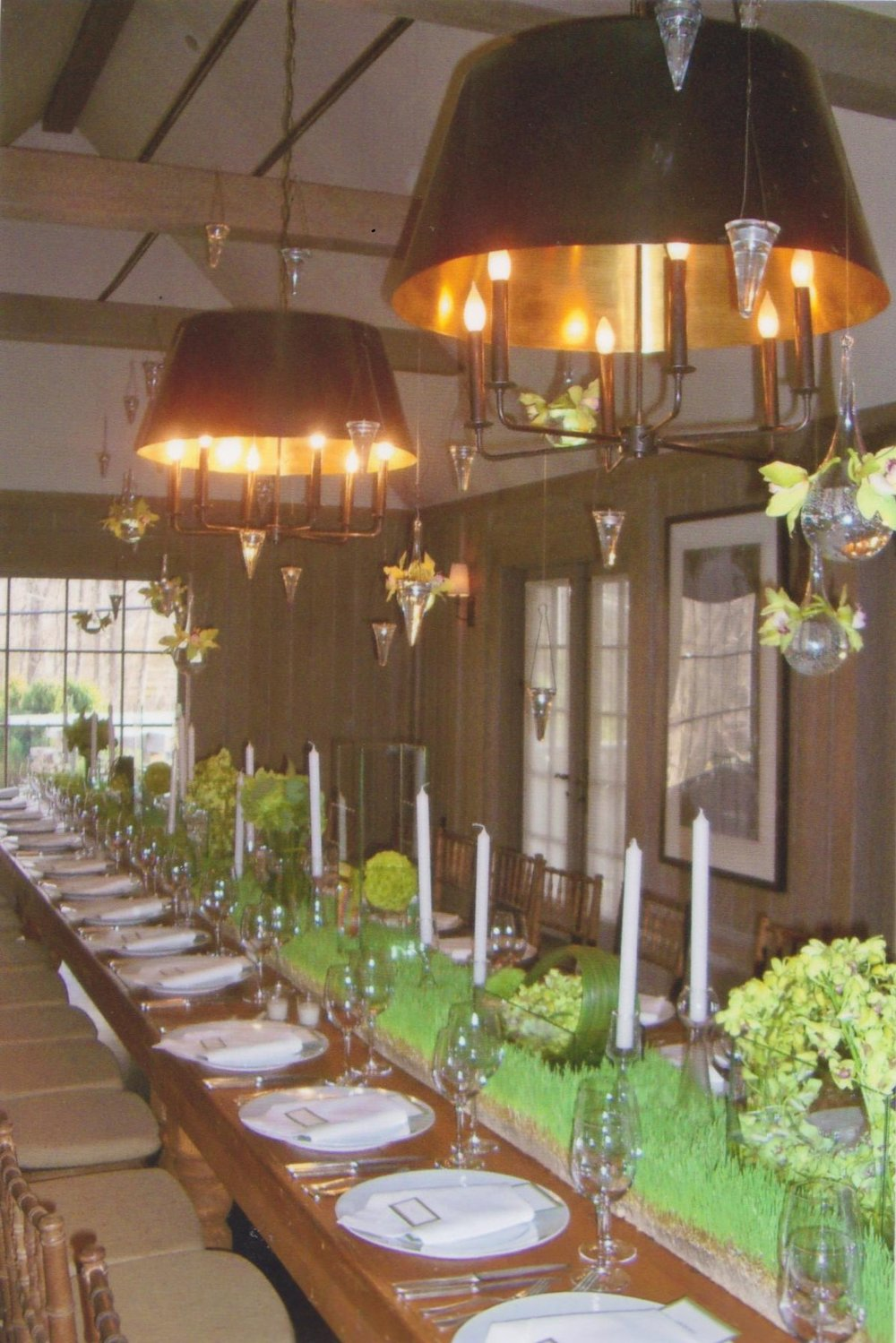 Bedford Post - Private Dining Room - Alpert Party