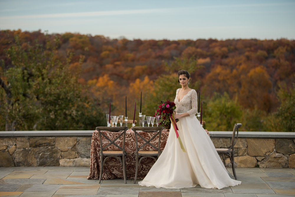 NYC Wedding Planner Ashley Douglass Events at Harvest Moon Farm Orchard