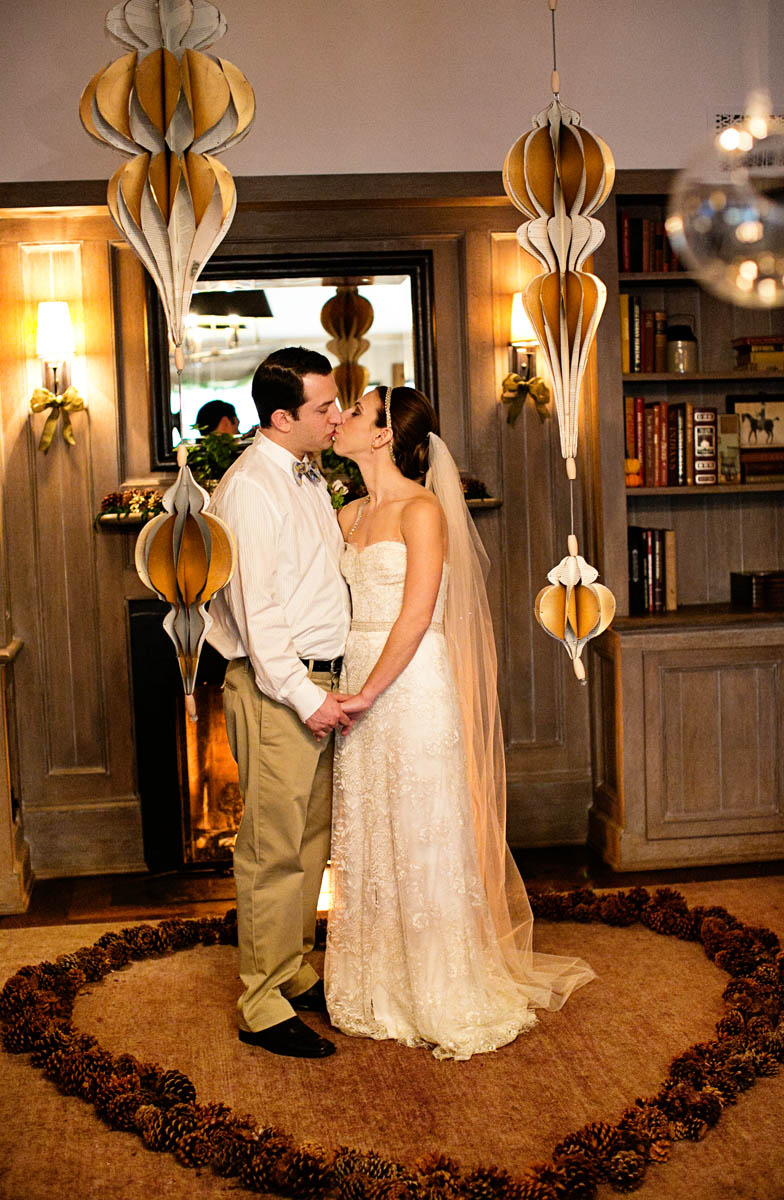 The Plumed Serpent Bridal Salon in Westport, CT at the Bedford Post Inn, Westchester, NY wedding venue