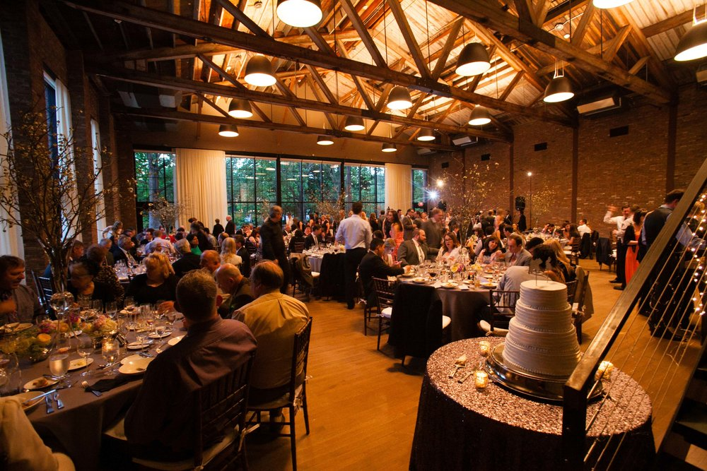 Ashley Douglass Events wedding at the Roundhouse in Beacon, NY with Bruce Plotkin Photography.