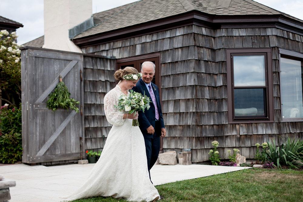 Brookelyn Photography with Ashley Douglass Events. CT Shoreline wedding.