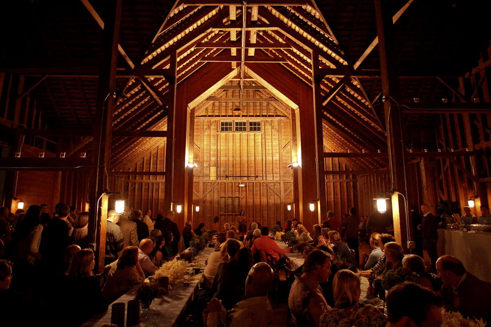 Stonover Farm, wedding venue in the Berkshires.
