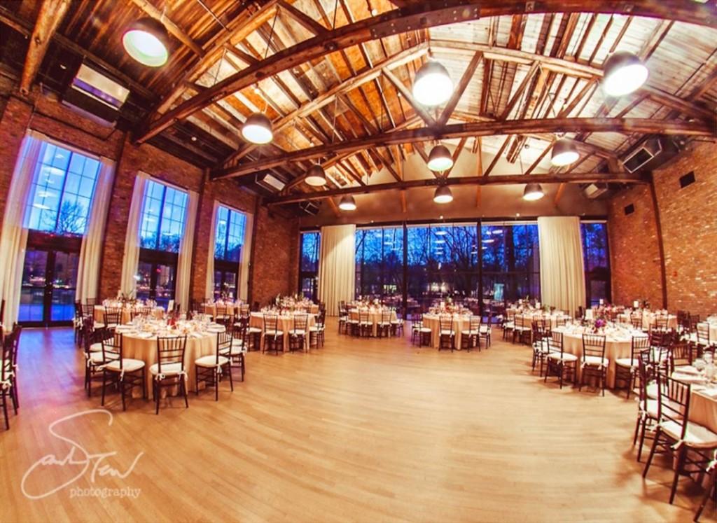 Hudson Valley Grandeur, Weddings at Roundhouse at Beacon