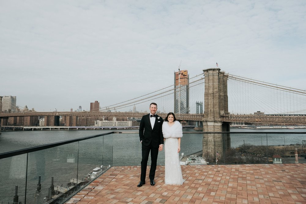 Aileen + Shai: Brooklyn, New York