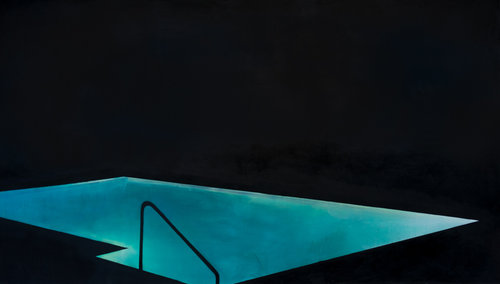 Night Pools Robert Bingaman