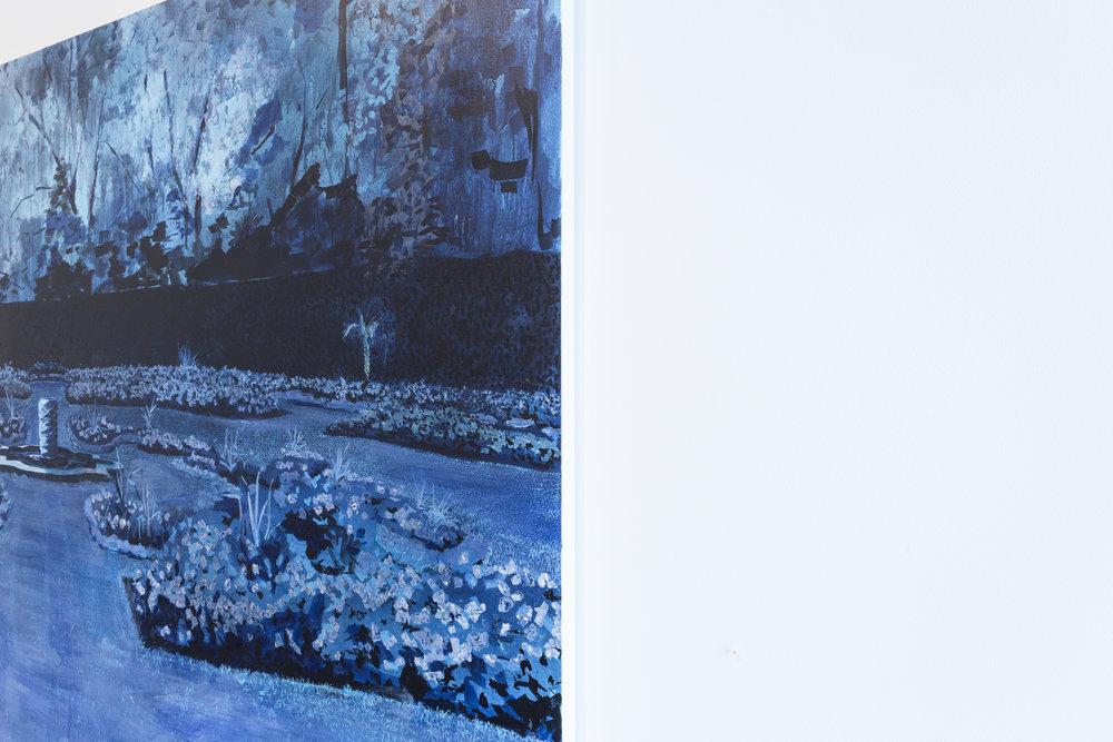 """Robert Bingaman - """"Queen Mary's Garden I"""""""