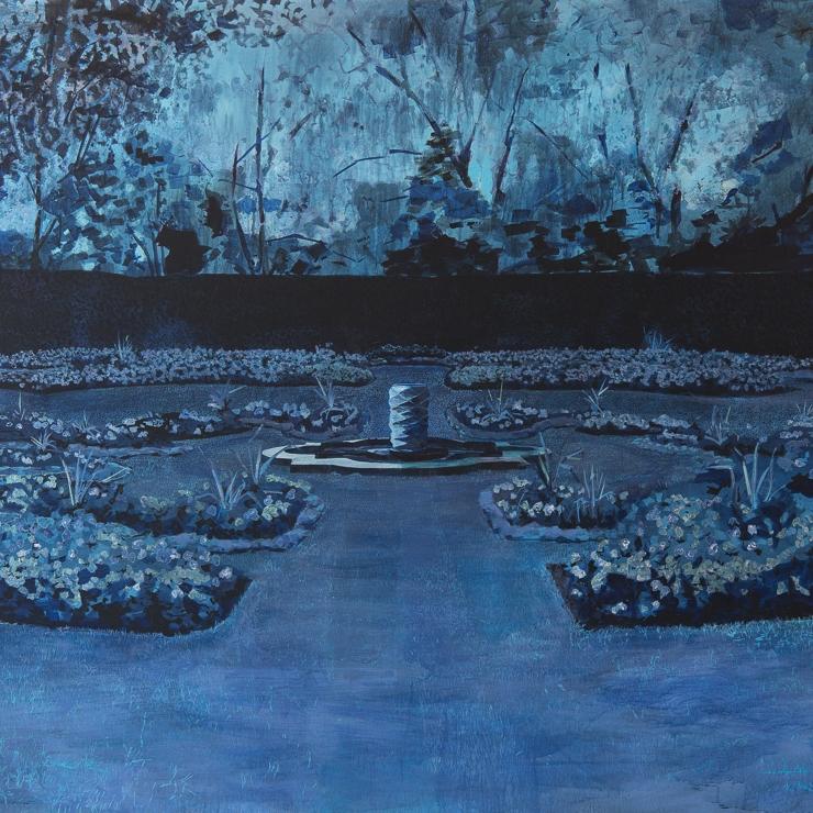 Robert Bingaman - Queen Mary's Garden I.jpg