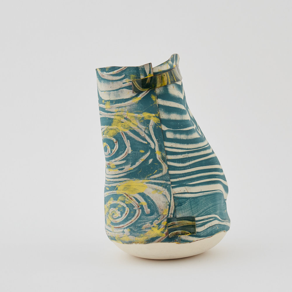 Inos, 2018 Terracotta 32 x 18cm