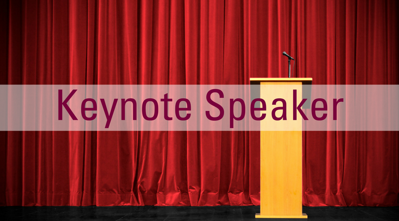 Learn more about our keynote speaker