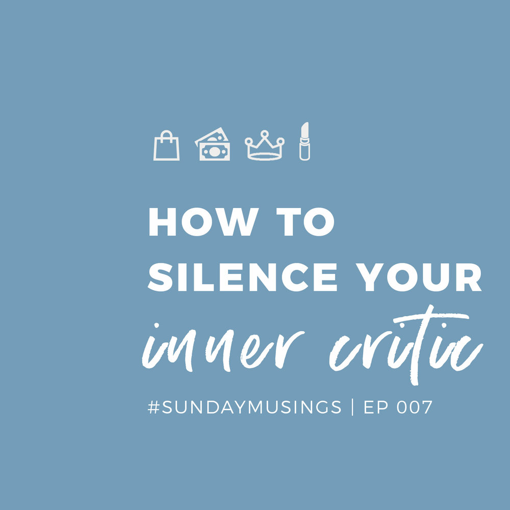 Sunday Musings Podcast