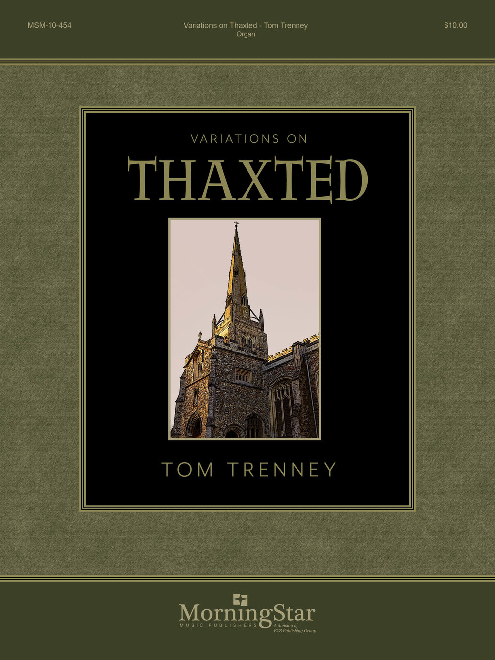 "Variations on ""Thaxted""    Listen   Purchase"