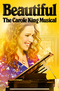 Beautiful: The Carole King Musical (currently playing)