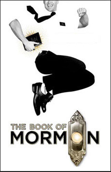 The Book of Mormon (currently playing)