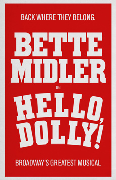 Hello Dolly! (currently playing)