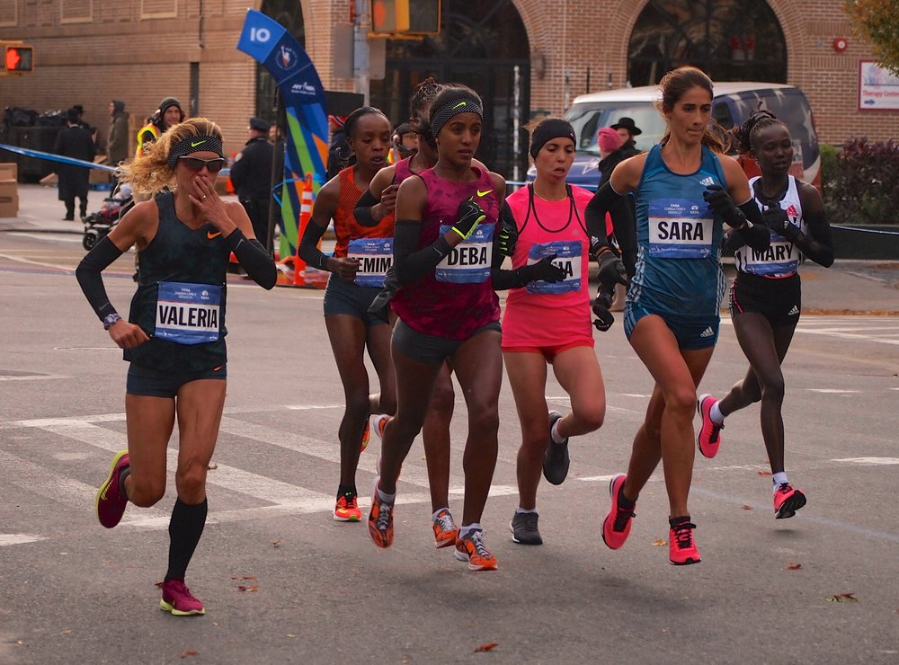 Watch The NYC Marathon Like A Local October 27, 2016