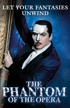 The Phantom of the Opera (currently playing)