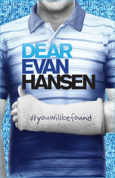 Dear Evan Hansen (currently playing)