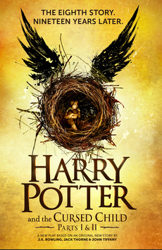 Harry Potter and the Cursed Child (upcoming)
