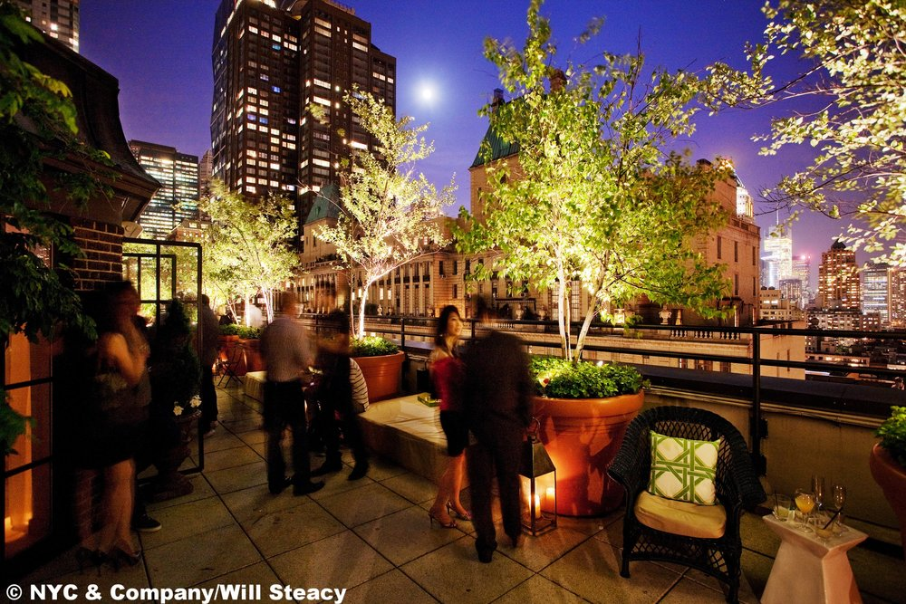Best Rooftop Bars in New York City July 11, 2017