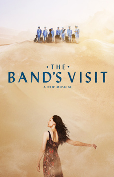 The Band's Visit (upcoming - October 7th)