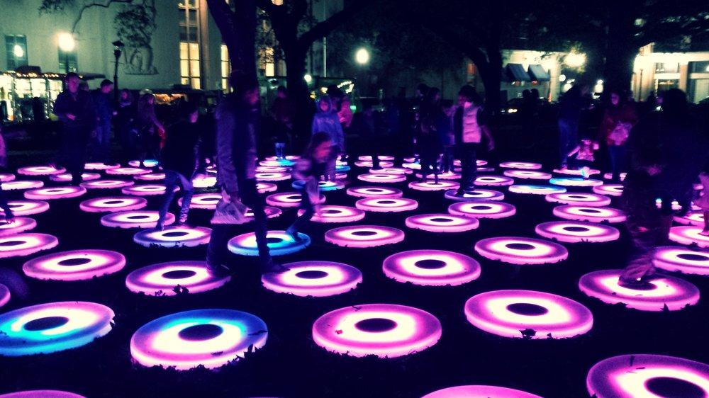 LUNA Fête in Lafayette Square