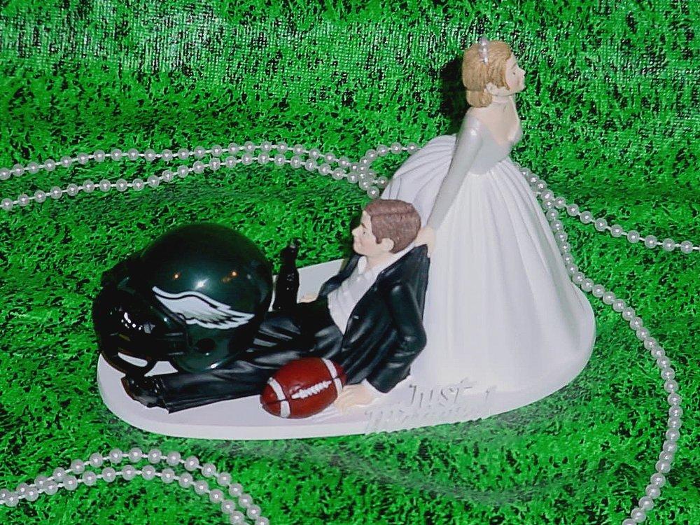 Football Cake Topper Copy