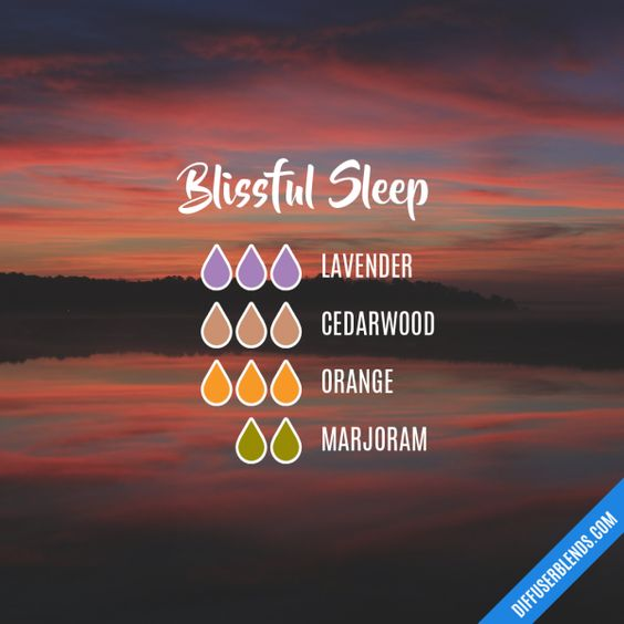 Getting a good night's sleep before your wedding is crucial to having the energy to take you from moment to moment. You won't want to be tired on your wedding day. Try this essential oil wedding blend for better sleep.