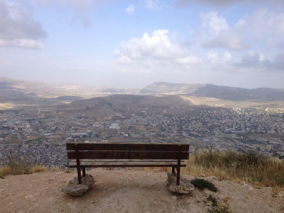 Mount Jerzim chez les Samaritans- Nablus.jpg