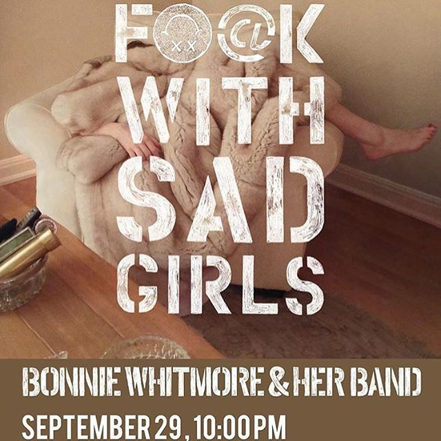 We're taking over the Continental Club 9/29 with the amazing Bonnie Whitmore for her CD release show!! @plannedparenthood will be there showing the love and we hope you will be too!! #music #plannedparenthood #cdrelease #studiolife