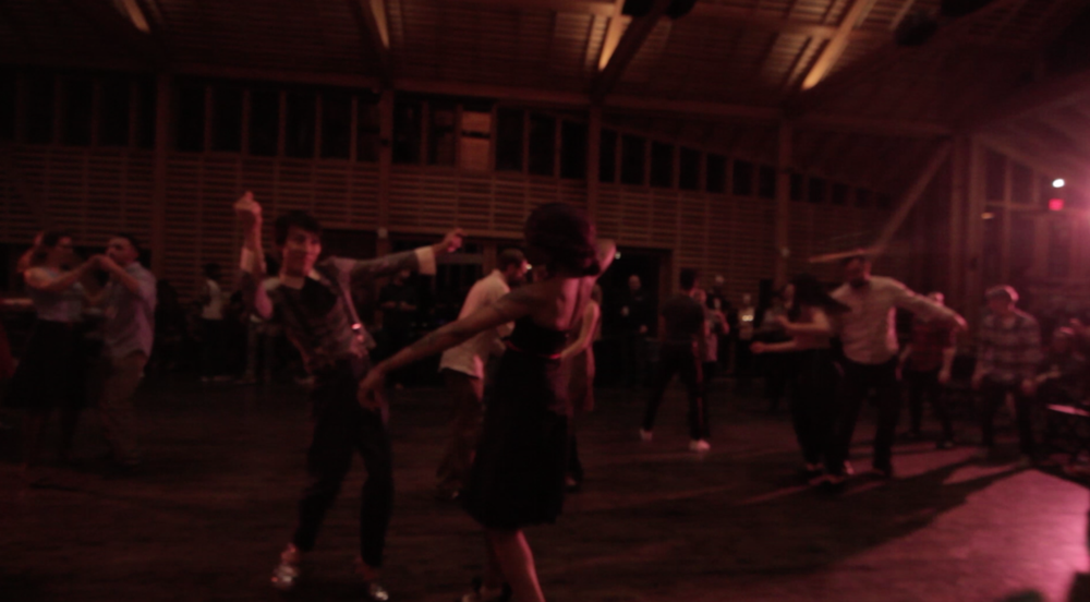 Swing Dance at Dewey!