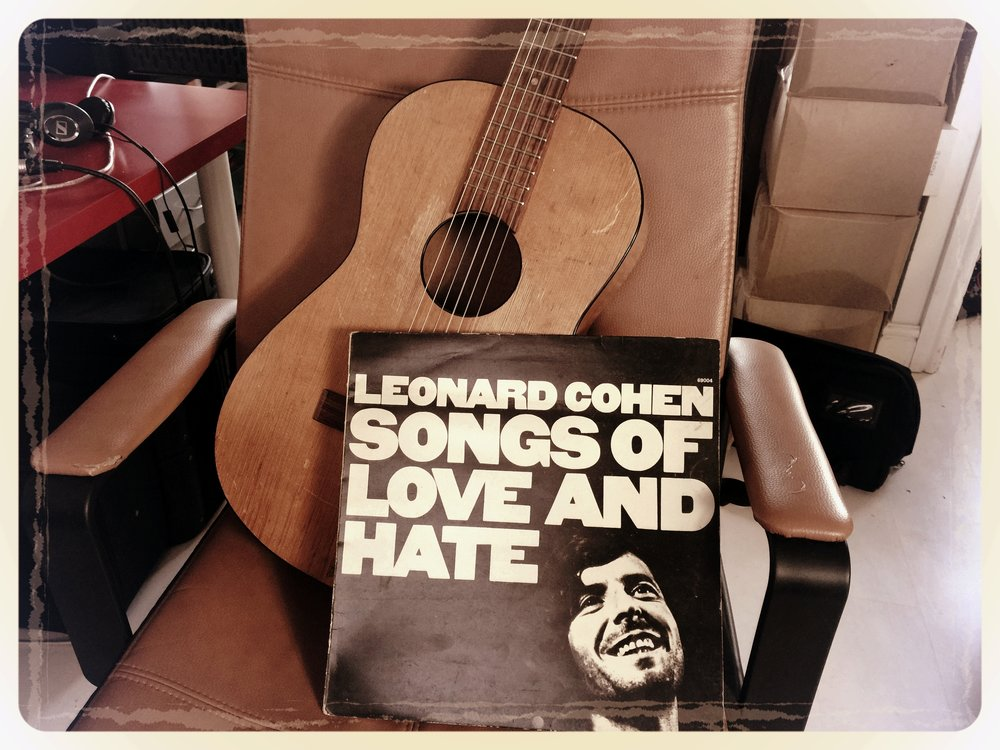Letter from a Leonard cohen lover