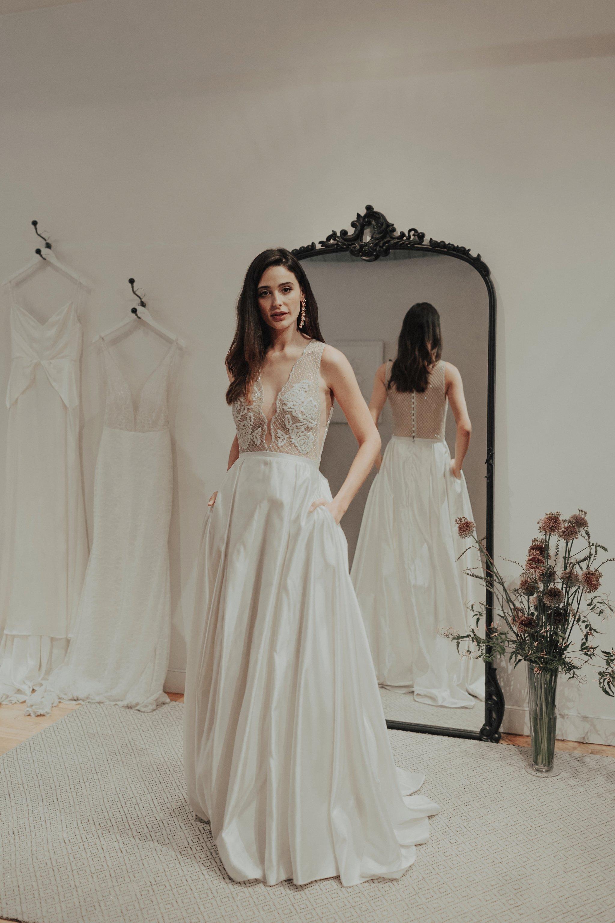 1001b5c9bf3 Sarah Seven Wedding Gown Trunk Shows — Sarah Seven