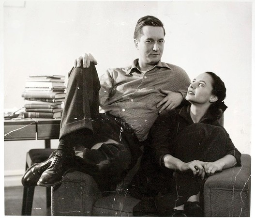 William Styron and Rose Styron