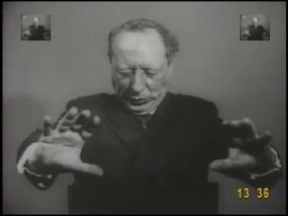 Soviet actor and telepath, Karl Nikolaev.