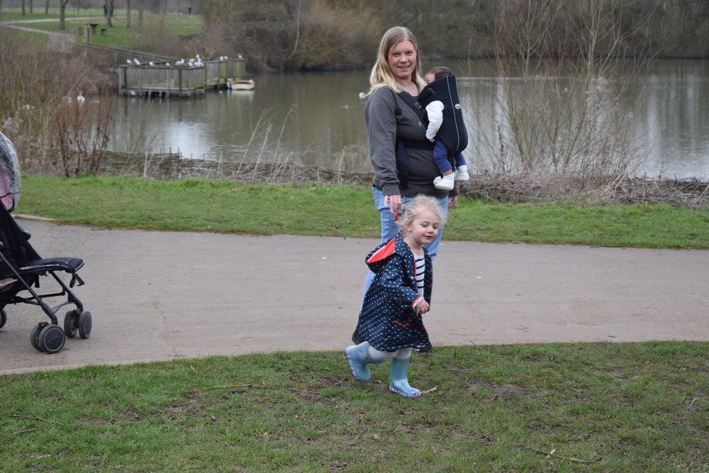 Ferry Meadows, Nene Park, Peterborough