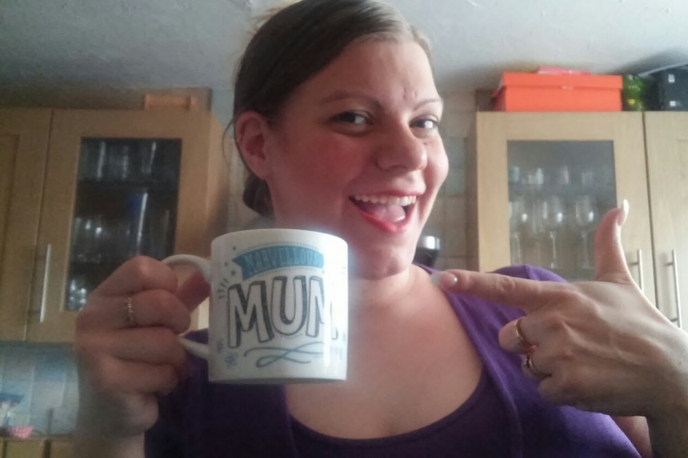 marvellous mum mug © mebecomingmum