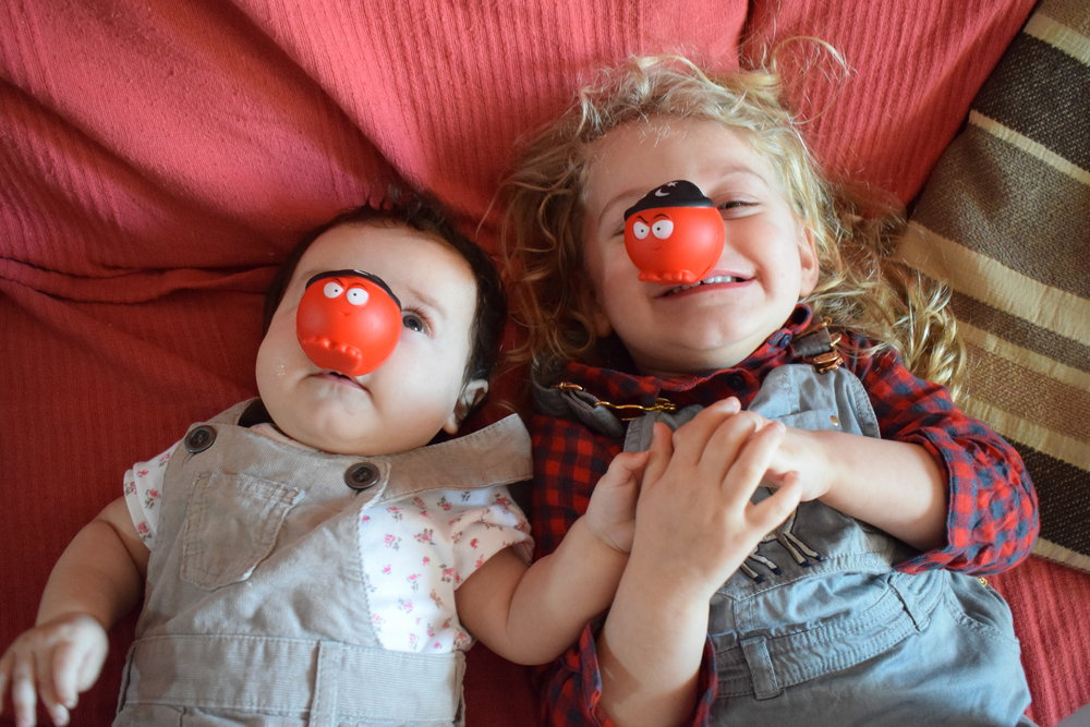 red nose day © mebecomingmum
