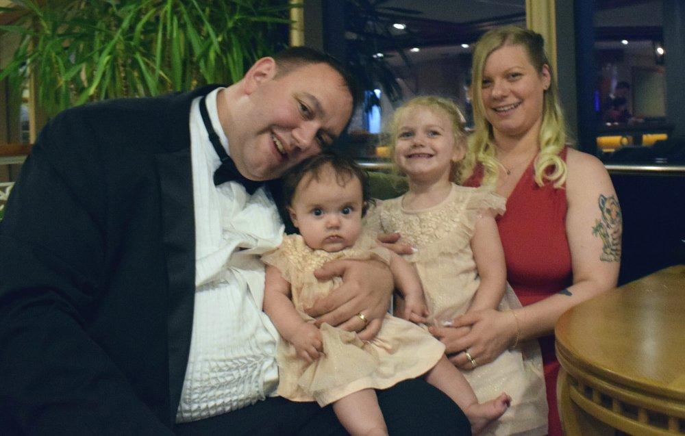 Me Becoming Mum's Cunard Experience / The Cunard Ball