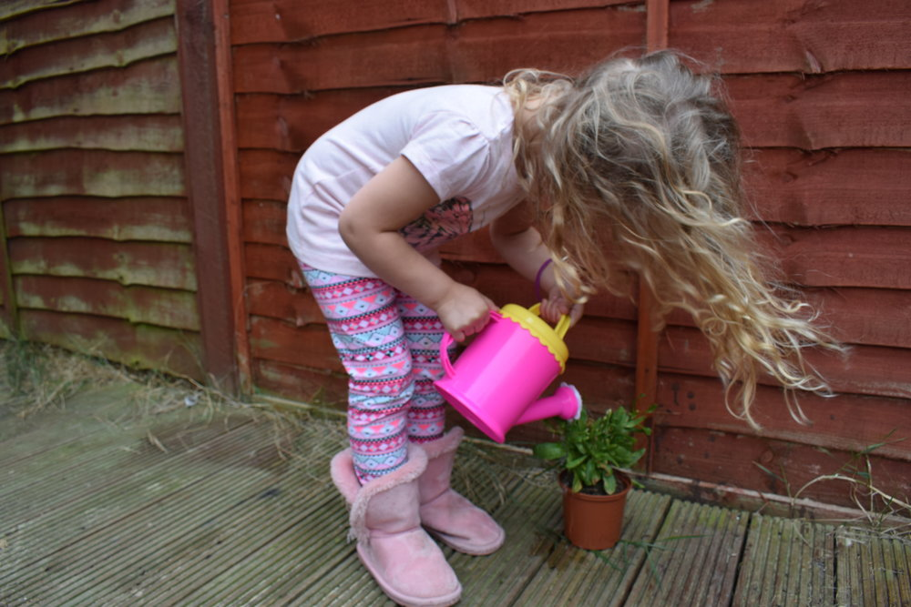 Teaching Responsibility Through Gardening