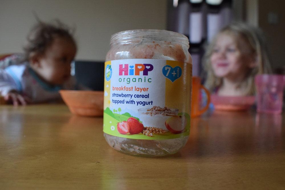 HiPP Organic Breakfast