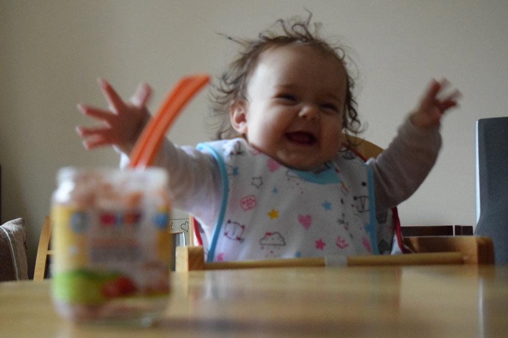 HiPP Organic Happy Baby