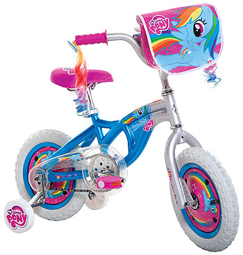 toys 'r' us my little pony bike