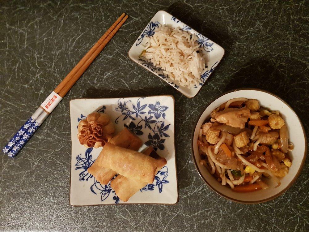 Sous Chef chopsticks chinese stir fry